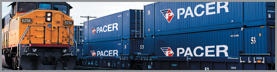 Pacer's Intermodal Transportation Services